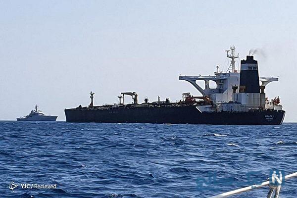 جزئیاتی از توقیف نفتکش حامل محموله نفتی ایران
