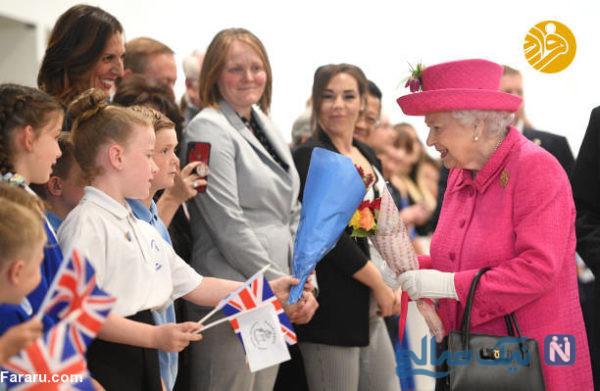 ملکه انگلیس