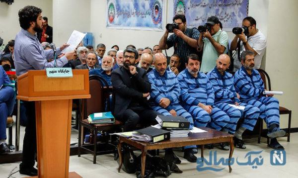 هادی رضوی متهم بانک سرمایه