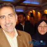 اولین اظهار نظر سرور تابشیان همسر اول نجفی شهردار تهران
