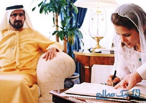همسر فراری حاکم دبی کیست و چه چیزی باعث فرار او شد؟