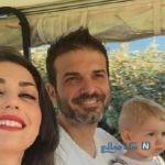 استقبال گرم آبی ها از همسر مربی ایتالیایی استقلال