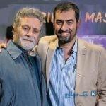 همکاری شهاب حسینی با بهروز وثوقی در یک برنامه سینمایی در آمریکا