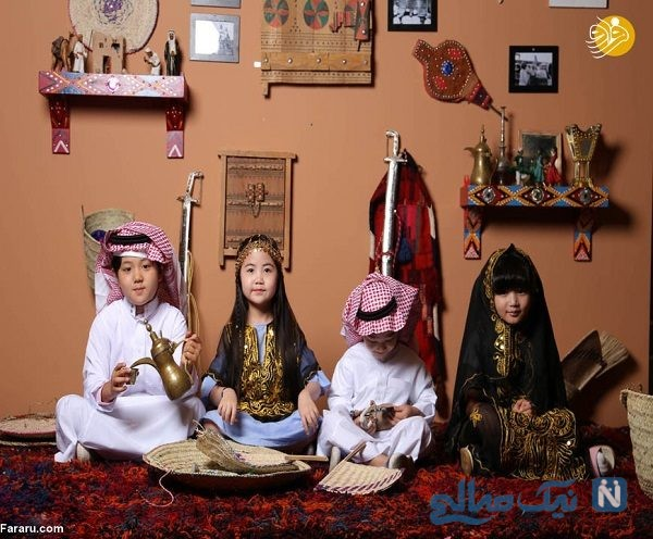 محمد بن سلمان کره ای های زیبا را عربستانی کرد!