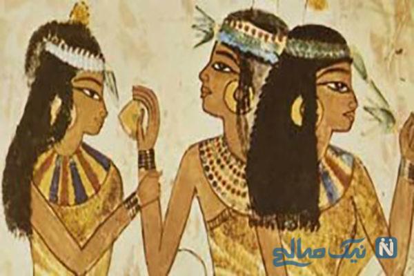 زیباترین زن مصر باستان؛ چهره واقعی زلیخا زن عزیز مصر منتشر شد