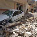ترس کسبه پاساژ علاالدین ایذه از زلزله ۵٫۷ ریشتری خوزستان