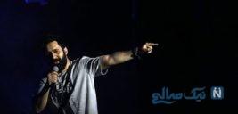 اولین کنسرت مهدی یراحی بعد از ۶ ماه ممنوع الفعالیتی