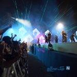 تصاویری از اولین کنسرت موسیقی در عربستان