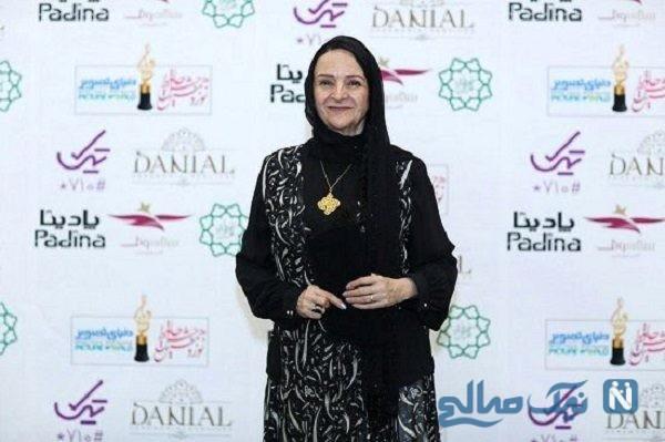 گلاب آدینه در جشن حافظ