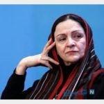 تشکر گلاب آدینه در جشن حافظ از مهدی هاشمی