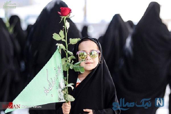 گلباران حرم امام رضا