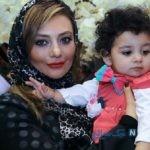 تیپ یکتا ناصر و دخترش سوفیا در کنسرت فرزاد فرزین