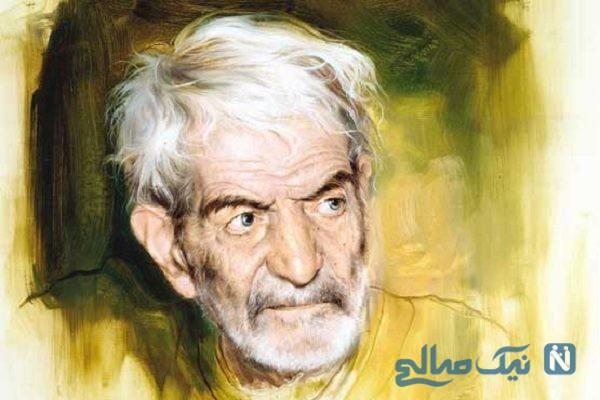 فیش حقوقی استاد شهریار شاعر سرشناس ایرانی در سال ۱۳۱۹