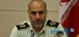 تقدیر پلیس پایتخت از مامور حادثه پارک پلیس