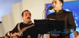اجرای زنده موسیقی در بوستان آب و آتش به مناسبت غدیرخم