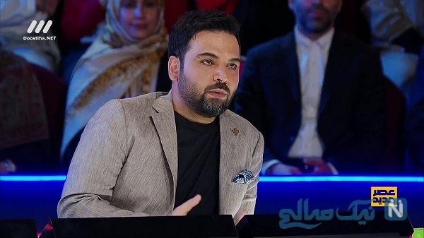 احسان علیخانی و حمله تند او به پریناز ایزدیار