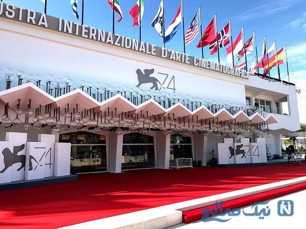 افتتاحیه جشنواره فیلم ونیز با حضور چهره های هنری