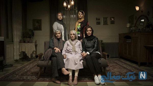 اکران مردمی فیلم سرکوب با حضور چهره ها