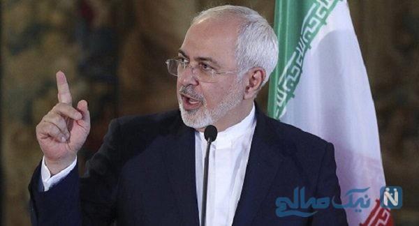 تحریم محمدجواد ظریف