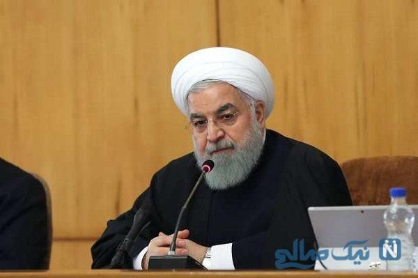 تعجب آذری جهرمی از سخنان روحانی در بین خبرنگاران