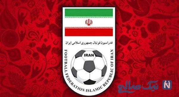 تهدید فیفا به فدراسیون فوتبال ایران