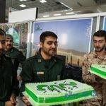 عید غدیر خم و توزیع کیک ۸۰ کیلویی در فرودگاه اهواز