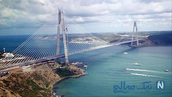 سنگین ترین پل جهان