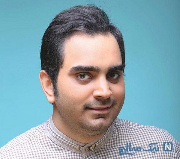 انوشیروان تقوی خواننده پاپ ایرانی زیر تیغ جراحی