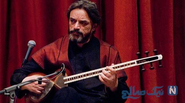 جشن تولد حسین علیزاده در سیزدهمین جشنواره موسیقی جوان