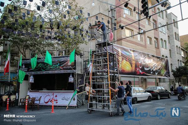 حال و هوای تهران