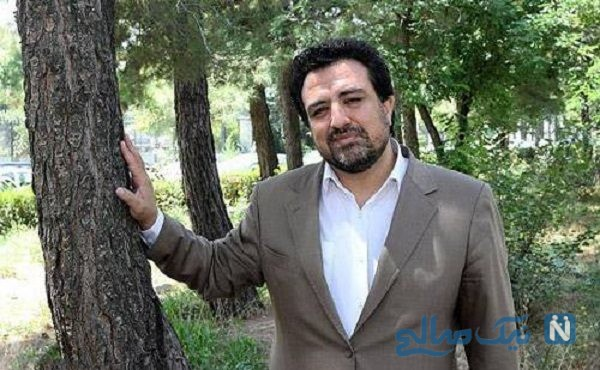 حسینی بای خبرنگار ایرانی