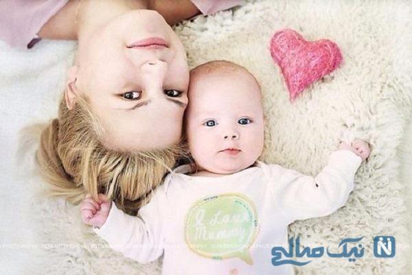 شباهت مادر و دختر به هم کارمند فرودگاه را دچار دردسر کرد!