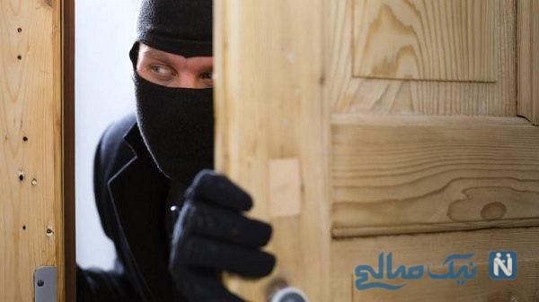 دزدی داماد از خانه مادرزنش و اعتراف او در خواب