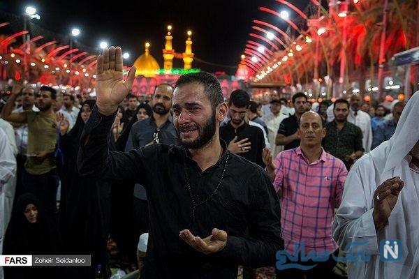 دعای عرفه در بین الحرمین در آستانه روز عرفه و عید قربان