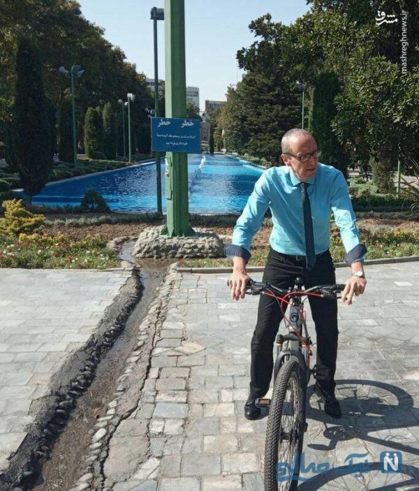 سفیر اتریش در ایران
