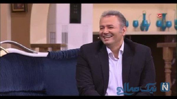 رضا جاودانی مجری ورزشی و انتقادش از صدا و سیما