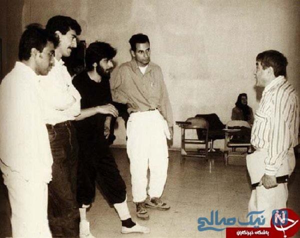 رضا عطاران و حمید فرخ نژاد