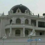 ساخت ویلا به اسم علی دایی توسط متخلفان
