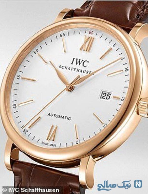 ساعت شیک و گران قیمت