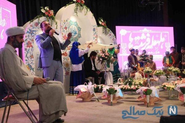 سید بشیر حسینی داور عصر جدید