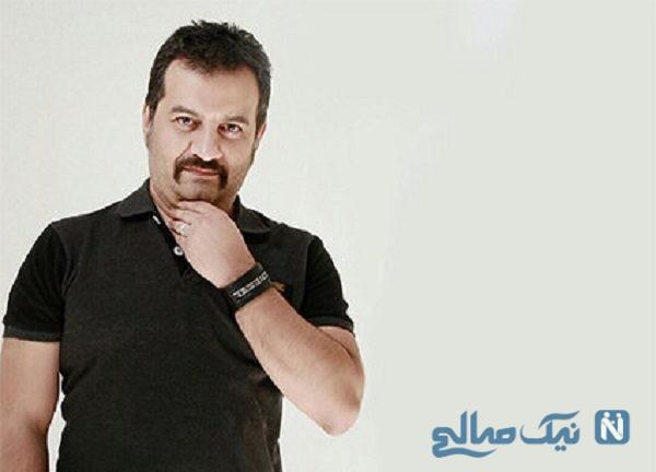 شوخی مهراب قاسم خانی با حجاب هنرمندان در جشنواره کیش