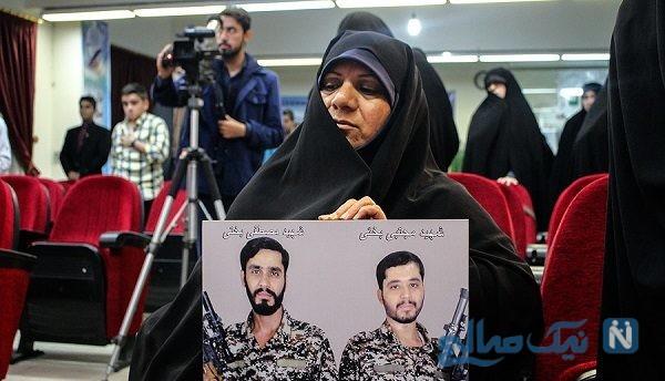 صحبت های مادر شهیدی که لهجه افغانستانی را برای اعزام فرزندانش تقلید کرد!