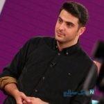 علی ضیا مجری فرمول یک و کنایه او به پست جدید فرزند عارف