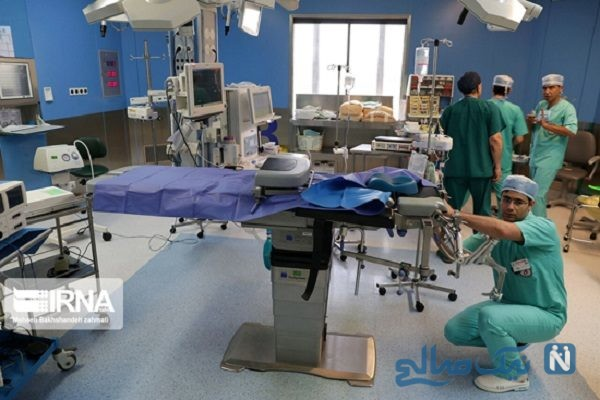 عمل جراحی مغز و اعصاب