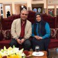 عکس جنجالی مهران مدیری با گوهر خیراندیش لو رفت!
