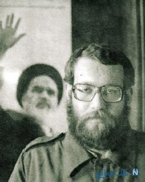 عکس قدیمی از علی لاریجانی