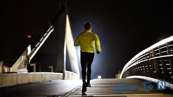 ورزش در شب