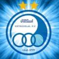توهین به لوگوی باشگاه استقلال در برنامه زنده