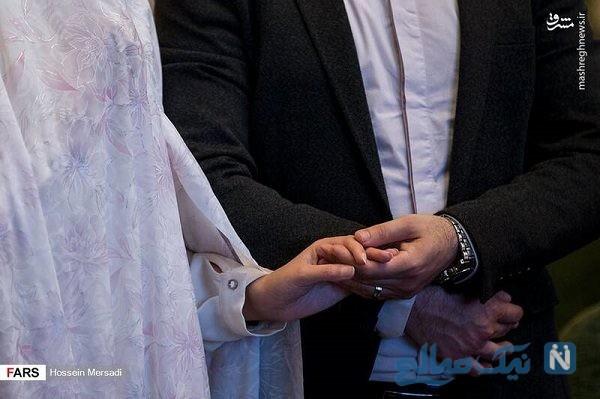 مراسم جشن ازدواج ۲۲۰ زوج بسیجی با حضور هنرمندان