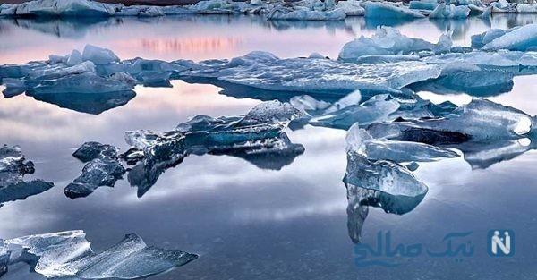 مراسم ختم برای از دست دادن یخچال تاریخی